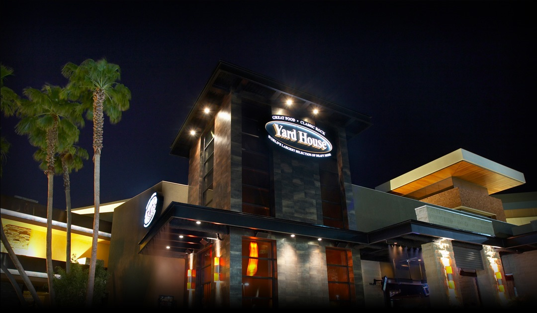 Yard House at Red Rock