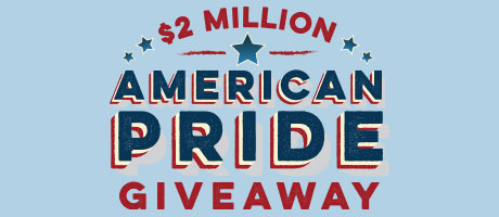 American Pride Giveaway at Station Casinos