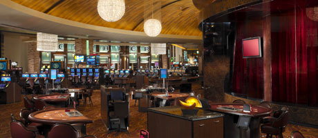 The Gaming Floor at Red Rock Casino