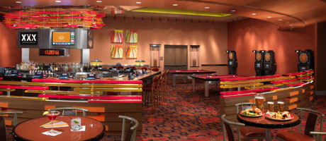 Red Rock Lanes Luxury Bowling Center With Cosmic Bowling