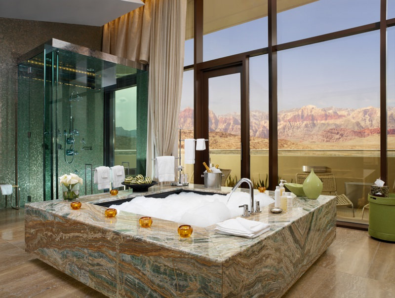 absolutely extravagant this extravagant 2 bedroom suite in las vegas
