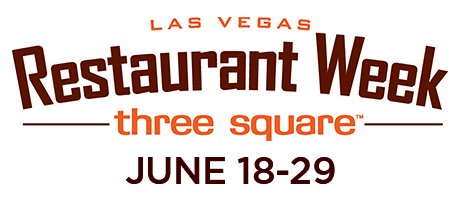 Las Vegas Restaurant Week 2018