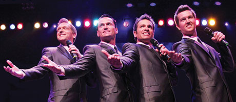 Oh What A Night! A Tribute to Frankie Valli & The Four Seasons