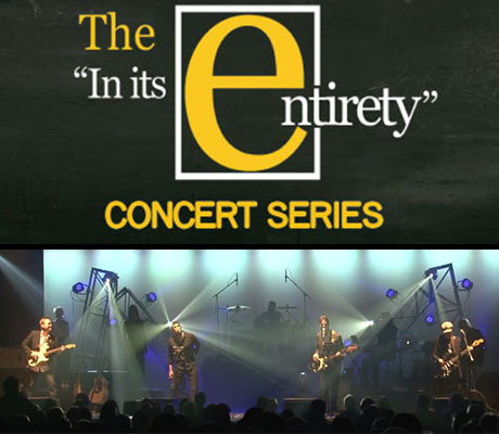 In Its Entirety Concert Series