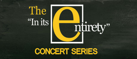 In It's Entirety Concert Series at Red Rock Resort