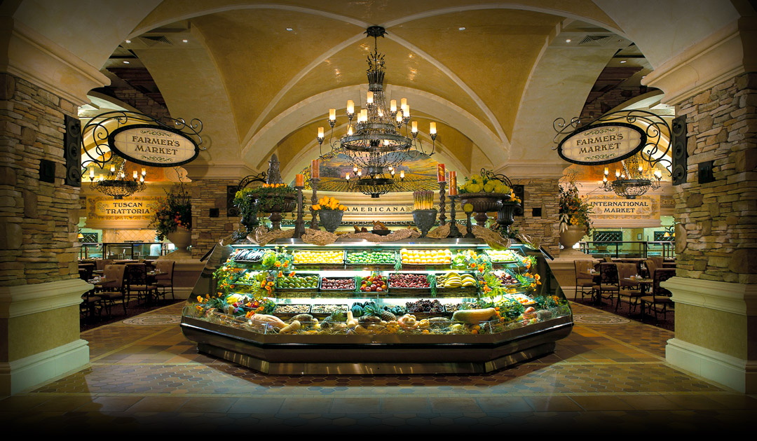 The Feast Buffet in Las Vegas at GVR
