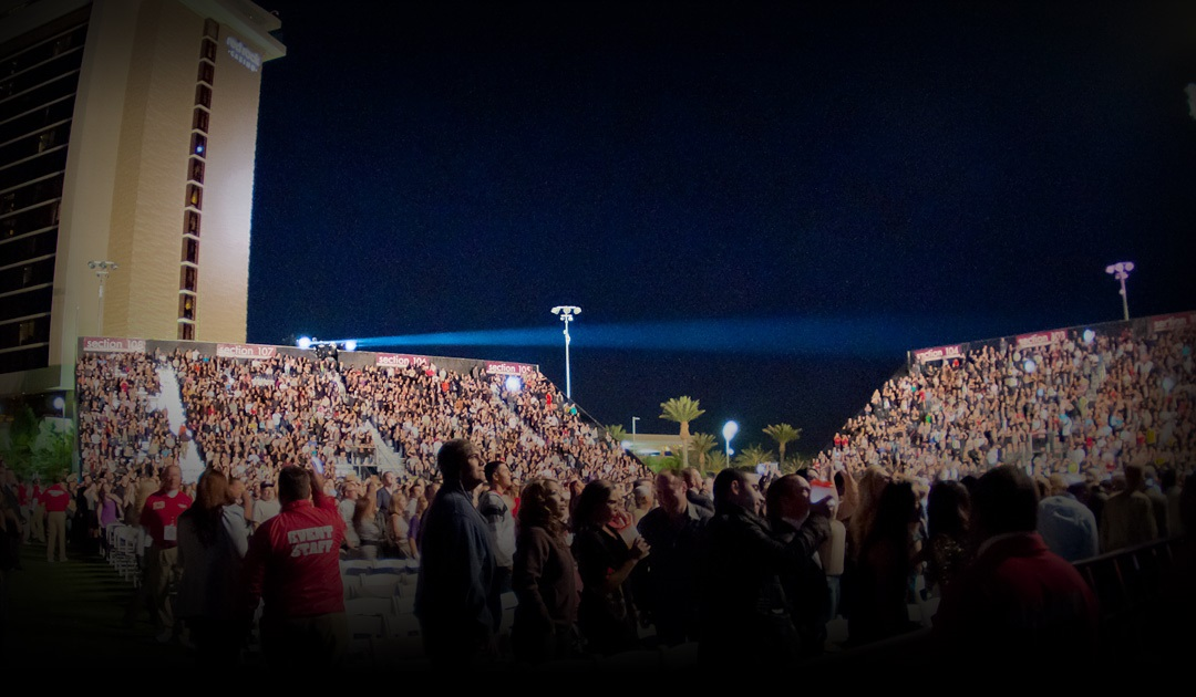 Concerts at Red Rock Amphitheatre in Las Vegas