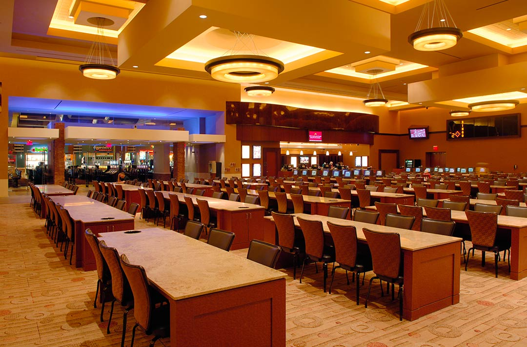 Red Rock Bingo Room