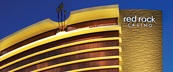 Red Rock Casino Resort and Spa Upper Floors Exterior Shot