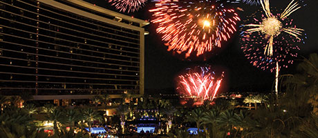 Fourth of July at Red Rock Resort