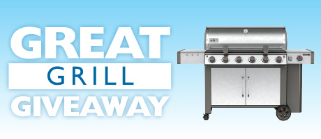 Great Grill Giveaway