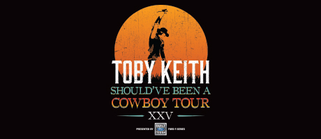 Toby Keith Should've Been A Cowboy Tour logo