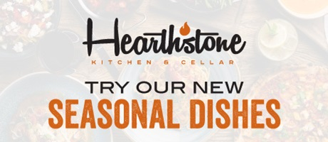 Hearthstone Seasonal Dishes