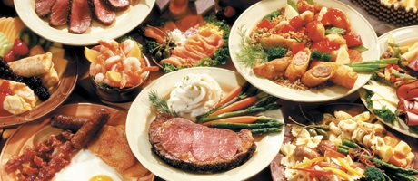Feast & Festival Buffets: What's your Favorite Buffet Item ...
