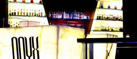 Onyx Bar at Red Rock Resort