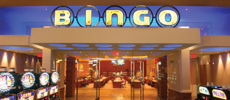 Bingo at Red Rock Casino