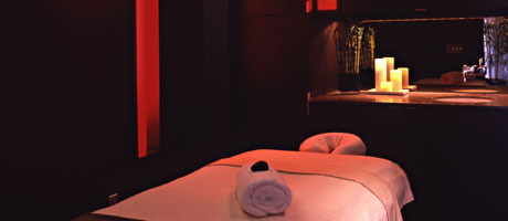 Red Rock Spa's Body Treatment Rooms