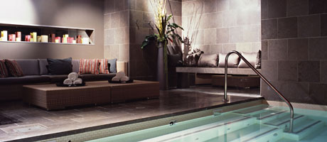 Red Rock Spa's Pool