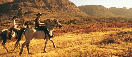 Horseback riding adventure near Red Rock Resort