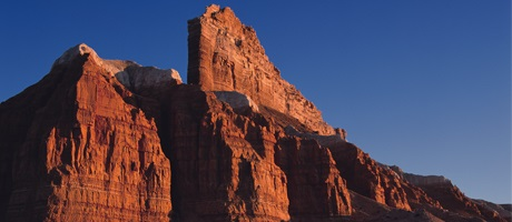 Spectacular View of Red Rock Canyon National Conservation Area