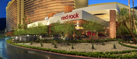 Red Rock Resort Casino & Spa Exterior Shot