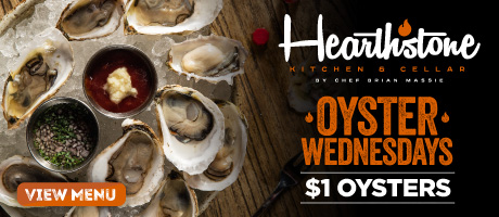 Oyster Wednesdays