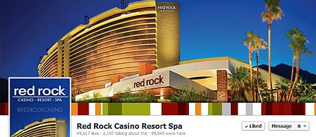 Red Rock Casino Resort & Spa Facebook cover