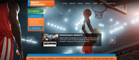 Sports Connection Online Sportsbook