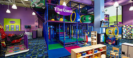 Kids Quest Supervised Child Care
