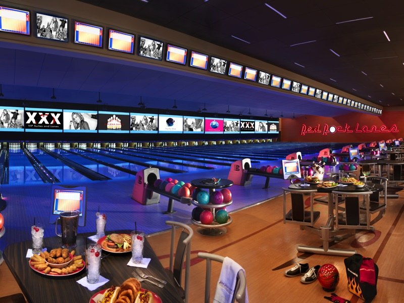 Red Rock Lanes - Luxury Bowling Center with Cosmic Bowling