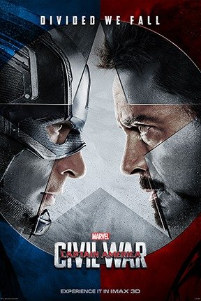 Captain America: Civil War -- The IMAX Experience